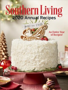 Southern living 2020 annual recipes.
