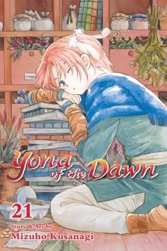 Yona of the Dawn 21