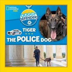 Tiger the police dog