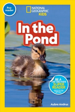 In the Pond Pre-Reader