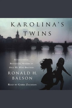Karolina's twins [electronic resource] / Ronald H. Balson.