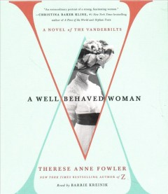 A Well-Behaved Woman (CD)