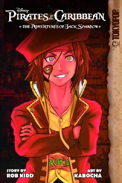 Disney Manga - Pirates of the Caribbean : Jack Sparrow's Adventures