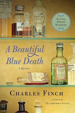 A beautiful blue death Charles Finch.