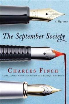 The September Society Charles Finch.