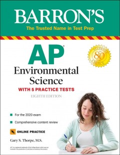 Ap Environmental Science : With 5 Practice Tests