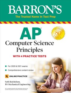 Barron's AP Computer Science Principles : With 4 Practice Tests