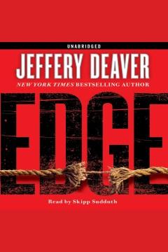 Edge [electronic resource] / Jeffery Deaver.
