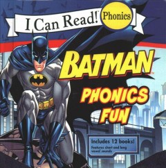 Batman : phonics fun