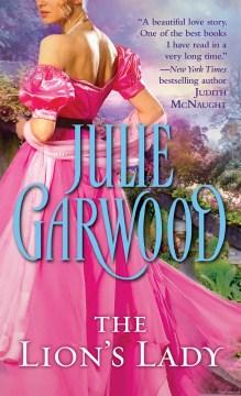 The lion's lady Julie Garwood.