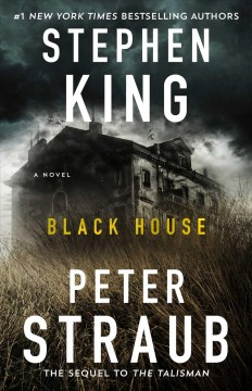 Black house Stephen King, Peter Straub.
