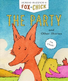 The party and other stories by Sergio Ruzzier.