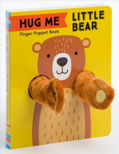 Hug Me Little Bear : Finger Puppet Book