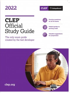 Clep Official Guide 2022