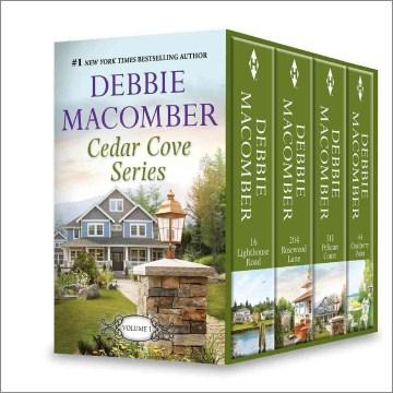 Cedar Cove series. Volume 1 Debbie Macomber.