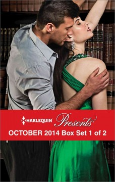 Harlequin presents October 2014. Box set 1 of 2