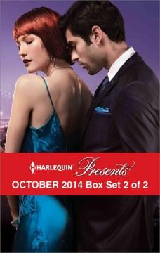 Harlequin presents October 2014. Box set 2 of 2