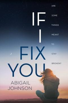 If I fix you Abigail Johnson.