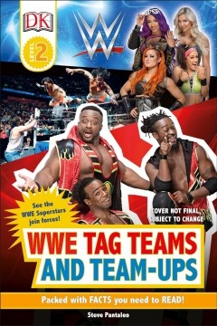 Wwe Tag-teams and Team-ups