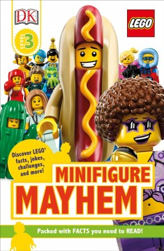 Lego Minifigure Mayhem : Discover Lego Facts, Jokes, Challenges, and More!