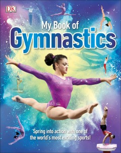 My book of gymnastics / author and consultant, Vincent Walduck.