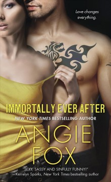 Immortally ever after Angie Fox.