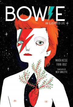 Bowie : an illustrated life / María Hesse, Fran Ruiz ; translated from the Spanish by Ned Sublette.