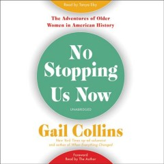 No Stopping Us Now (CD)