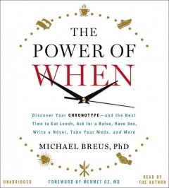 The Power of When (CD)