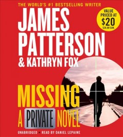 Missing : a Private Novel [electronic resource].