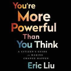 You're More Powerful Than You Think (CD)