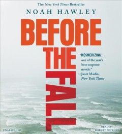Before the fall [electronic resource] / Noah Hawley.