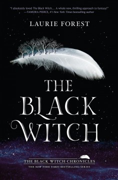 The black witch Laurie Forest.