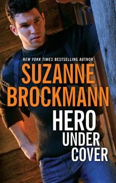 Hero under cover Suzanne Brockmann.