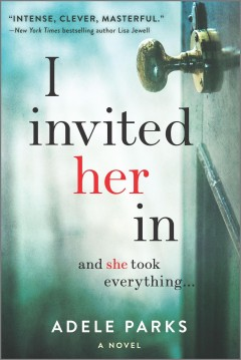 I invited her in Adele Parks