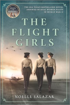 The flight girls Noelle Salazar