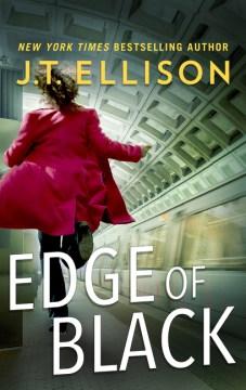 Edge of black J.T. Ellison.