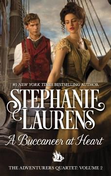 A buccaneer at heart Stephanie Laurens.
