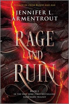 Rage and ruin Jennifer Armentrout.