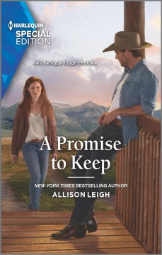 A promise to keep Allison Leigh.