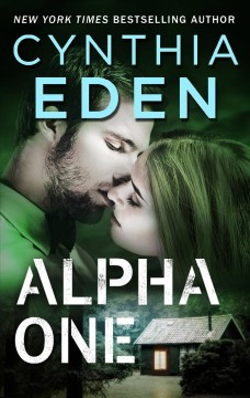 Alpha one Cynthia Eden.