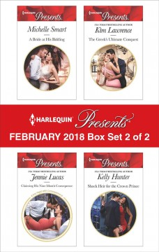 Harlequin presents February 2018. Box set 2 of 2