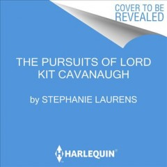 The Pursuits of Lord Kit Cavanaugh (CD)