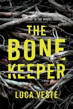 The bone keeper Luca Veste.