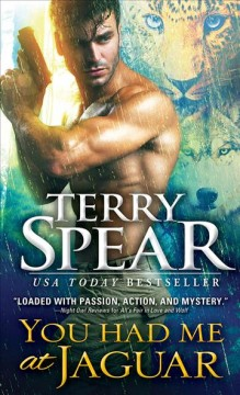You had me at jaguar Terry Spear.