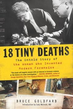 18 Tiny Deaths Bruce Goldfarb.