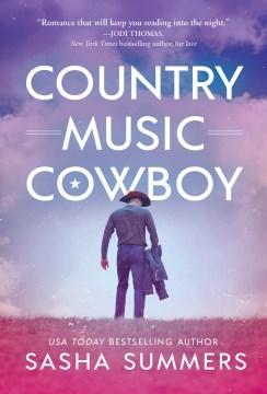 Country music cowboy Sasha Summers.