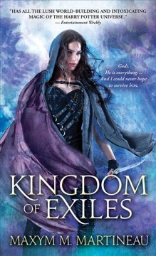 Kingdom of exiles : The Beast Charmer Series, Book 1 Maxym M. Martineau.