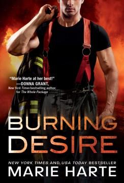 Burning desire Marie Harte.