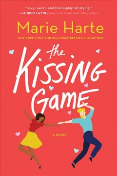 The kissing game Marie Harte.